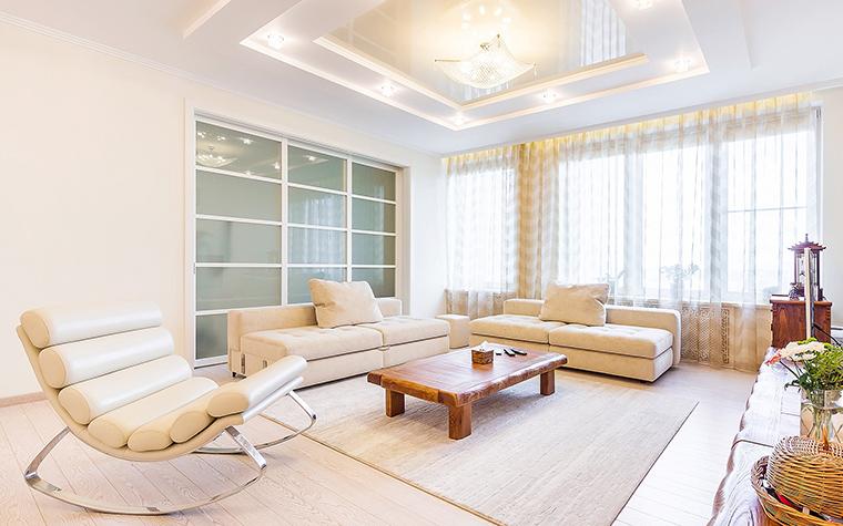 Фото № 56150 гостиная  Квартира