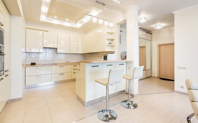 Фото № 56152 кухня  Квартира