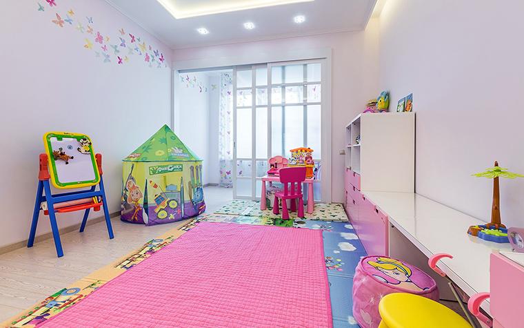 интерьер детской - фото № 56155