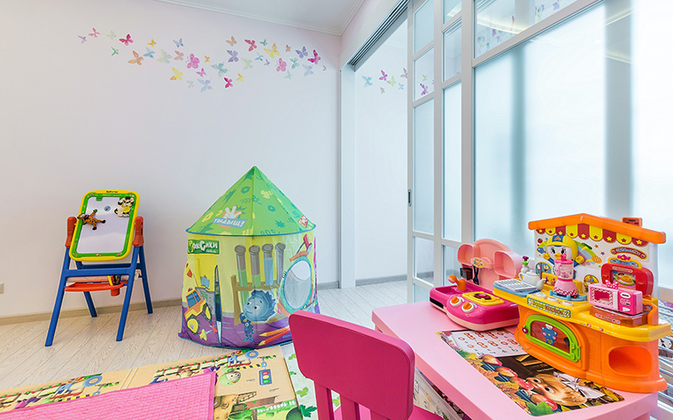 интерьер детской - фото № 56157