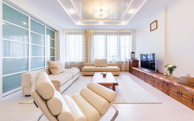 Фото № 56139 гостиная  Квартира