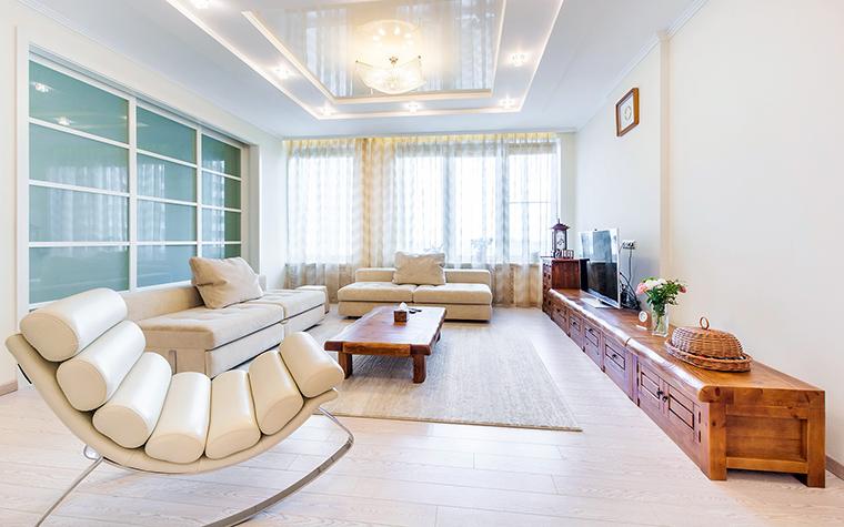 Фото № 56141 гостиная  Квартира