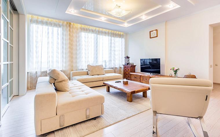 Фото № 56142 гостиная  Квартира
