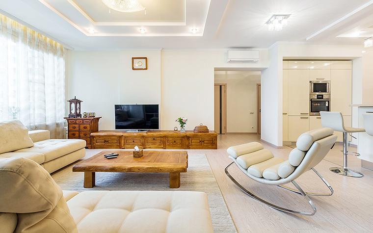Фото № 56143 гостиная  Квартира