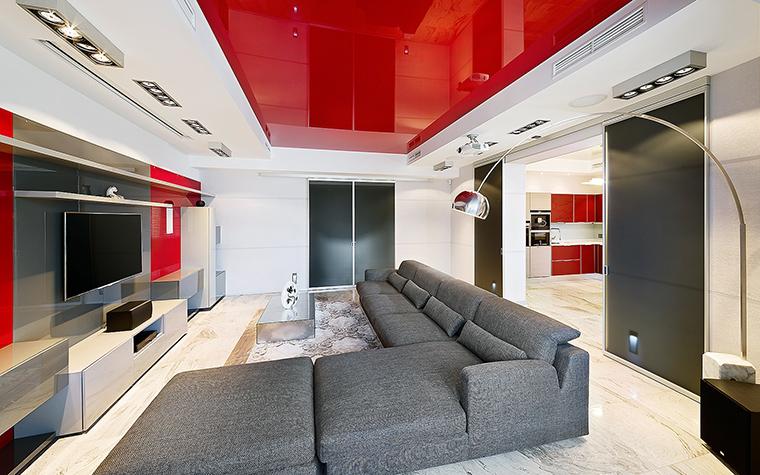 интерьер гостиной - фото № 56181
