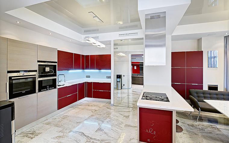 Квартира. кухня из проекта , фото №56183