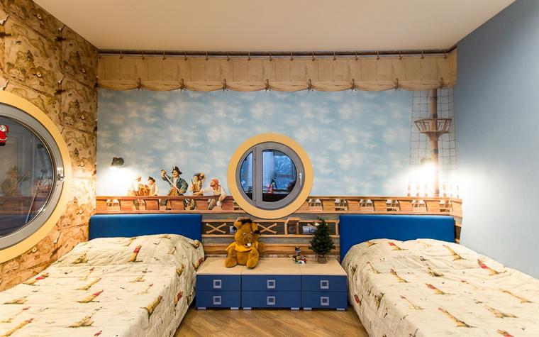 интерьер детской - фото № 56199