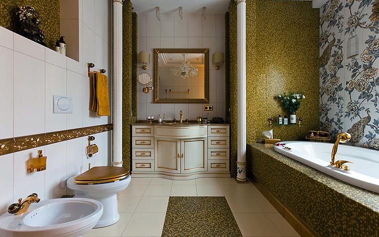 интерьер ванной - фото № 56256