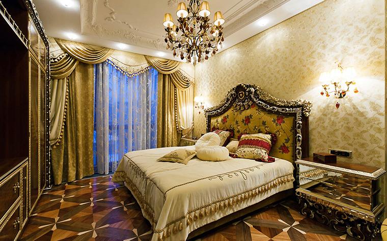 Фото № 56266 спальня  Квартира