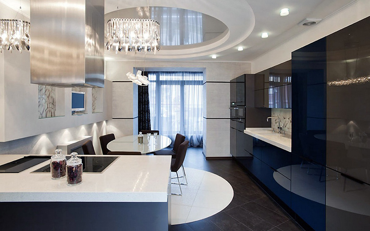 интерьер кухни - фото № 56270