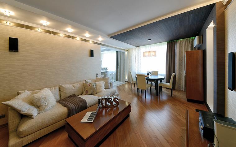 Фото № 56295 гостиная  Квартира