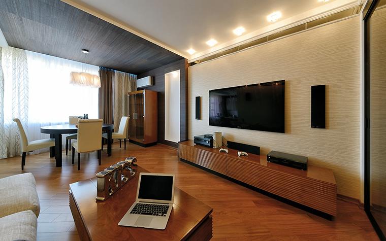 Фото № 56296 гостиная  Квартира