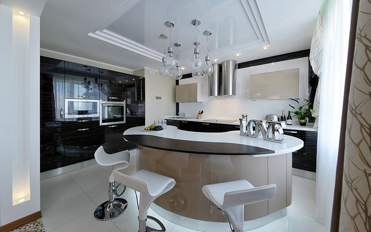 интерьер кухни - фото № 56298