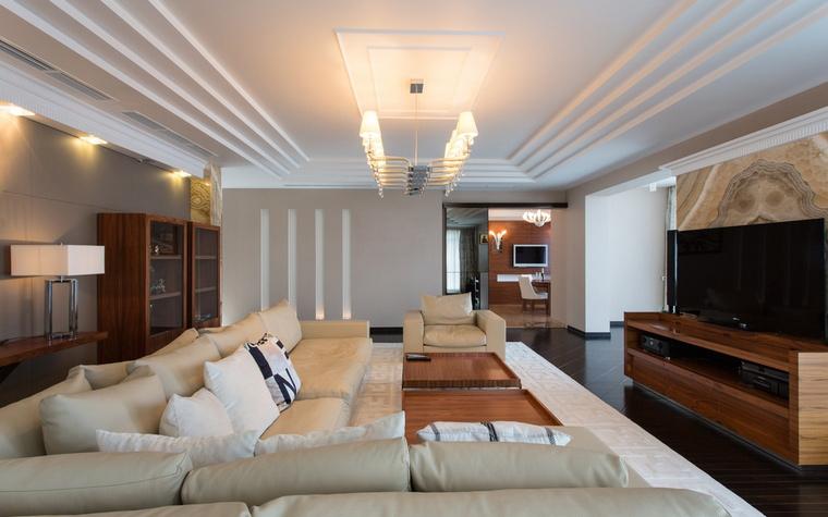 Квартира. гостиная из проекта , фото №56326