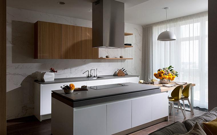 Фото № 56342 кухня  Квартира