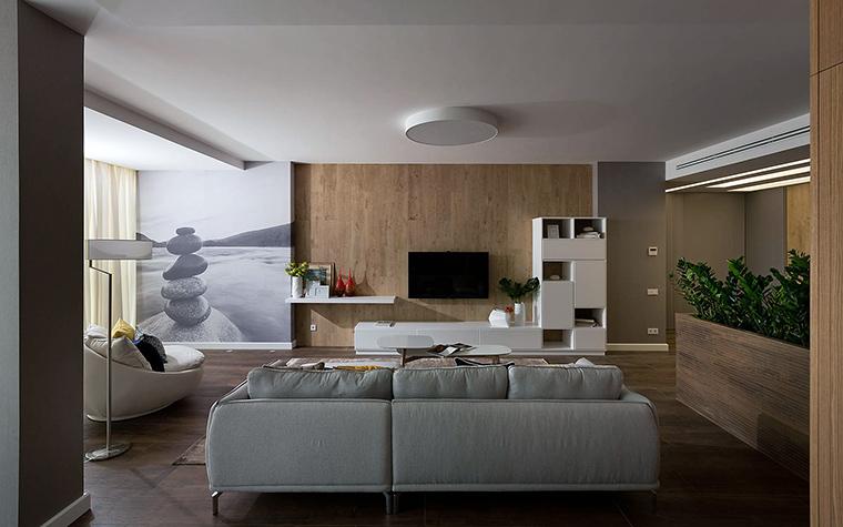 Фото № 56337 гостиная  Квартира