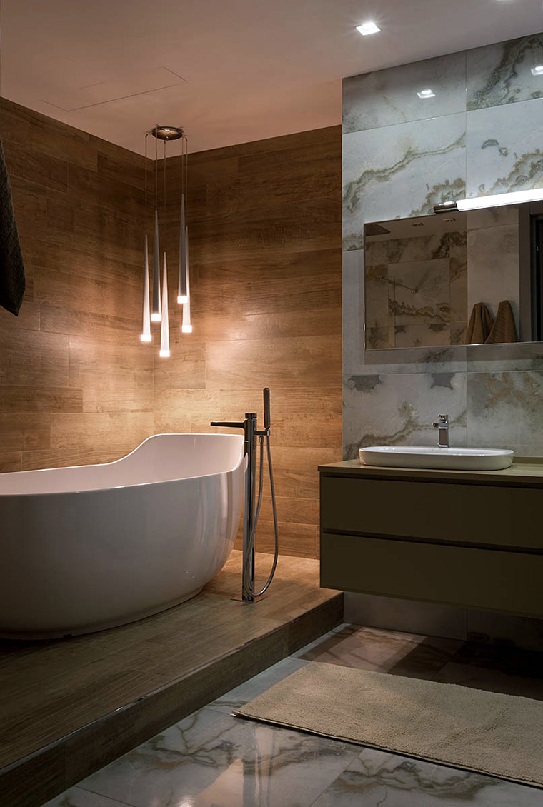 Фото № 56338 ванная  Квартира