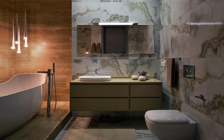 Фото № 56339 ванная  Квартира