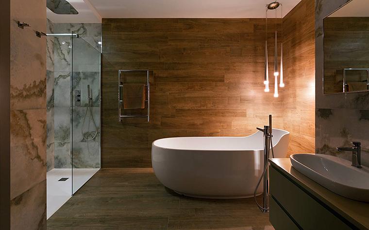 Фото № 56340 ванная  Квартира