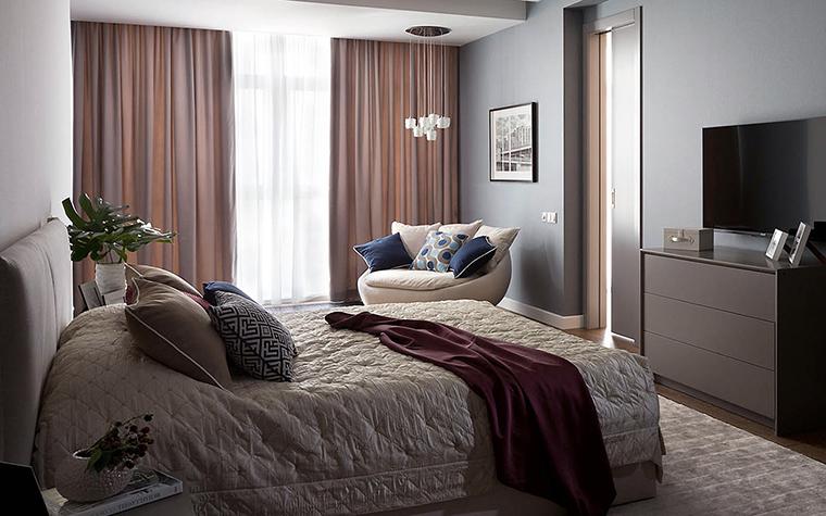 Фото № 56332 спальня  Квартира