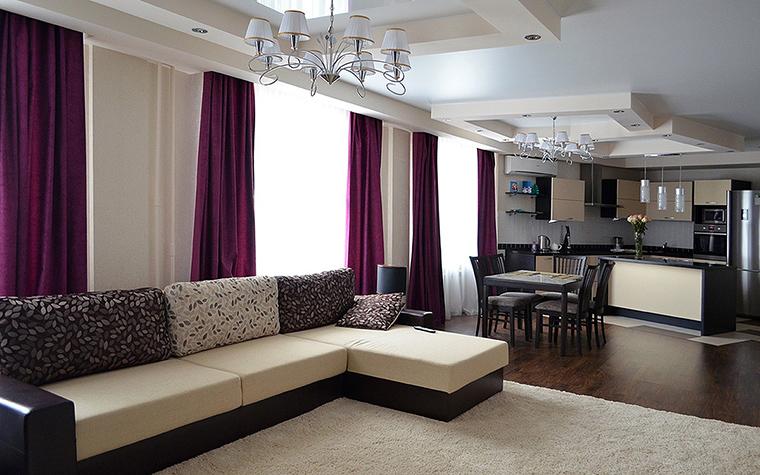 Фото № 56359 гостиная  Квартира