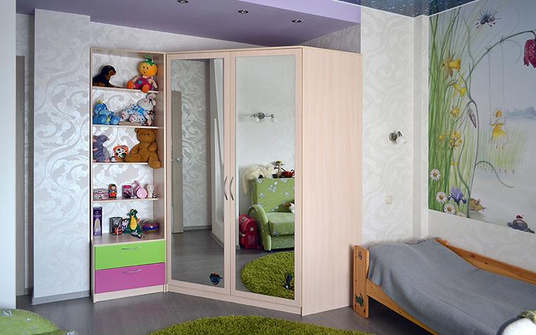 Фото № 56362 детская  Квартира