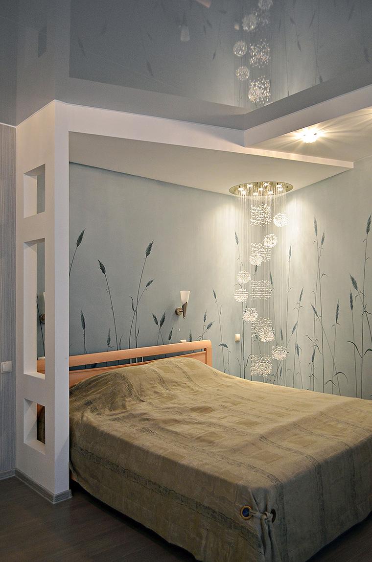 Фото № 56364 спальня  Квартира