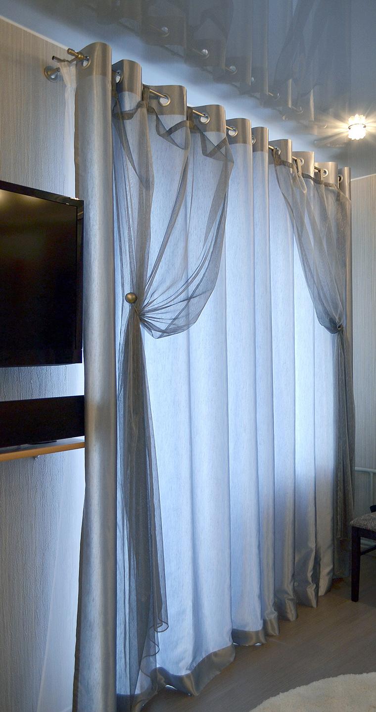 Фото № 56365 спальня  Квартира