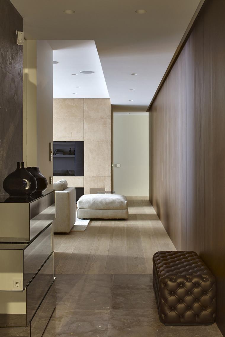 Фото № 56420 холл  Квартира