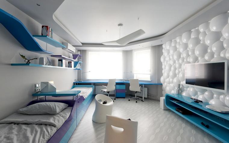 Фото № 56428 детская  Квартира