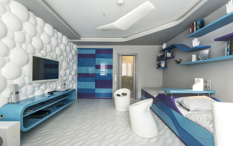 Фото № 56422 детская  Квартира