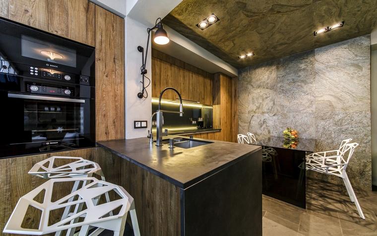 Квартира. кухня из проекта , фото №56463