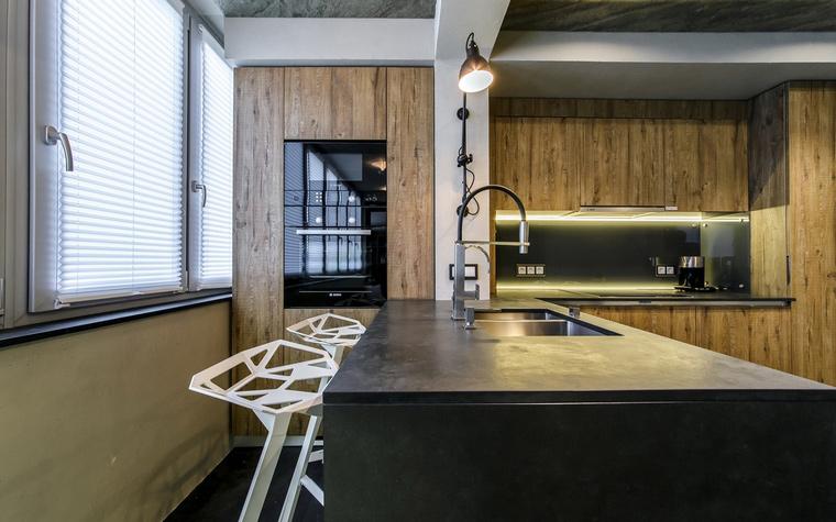 Квартира. кухня из проекта , фото №56464