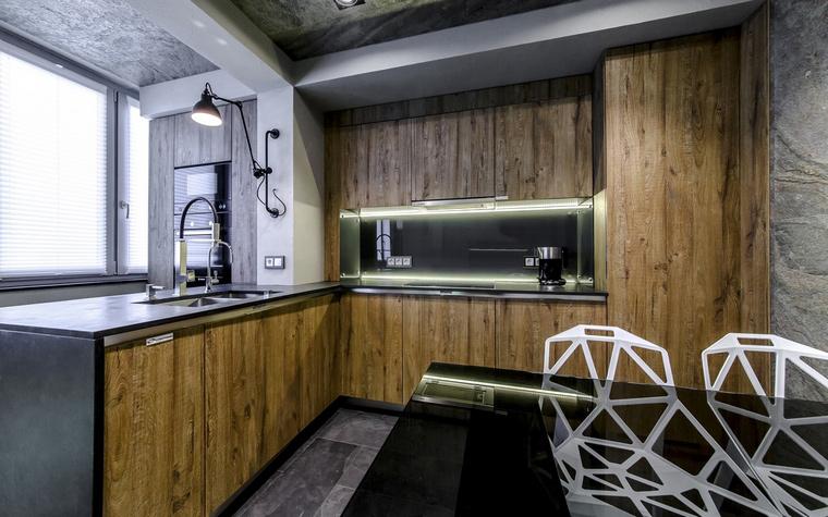 Квартира. кухня из проекта , фото №56461