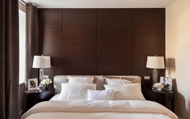 интерьер спальни - фото № 56559