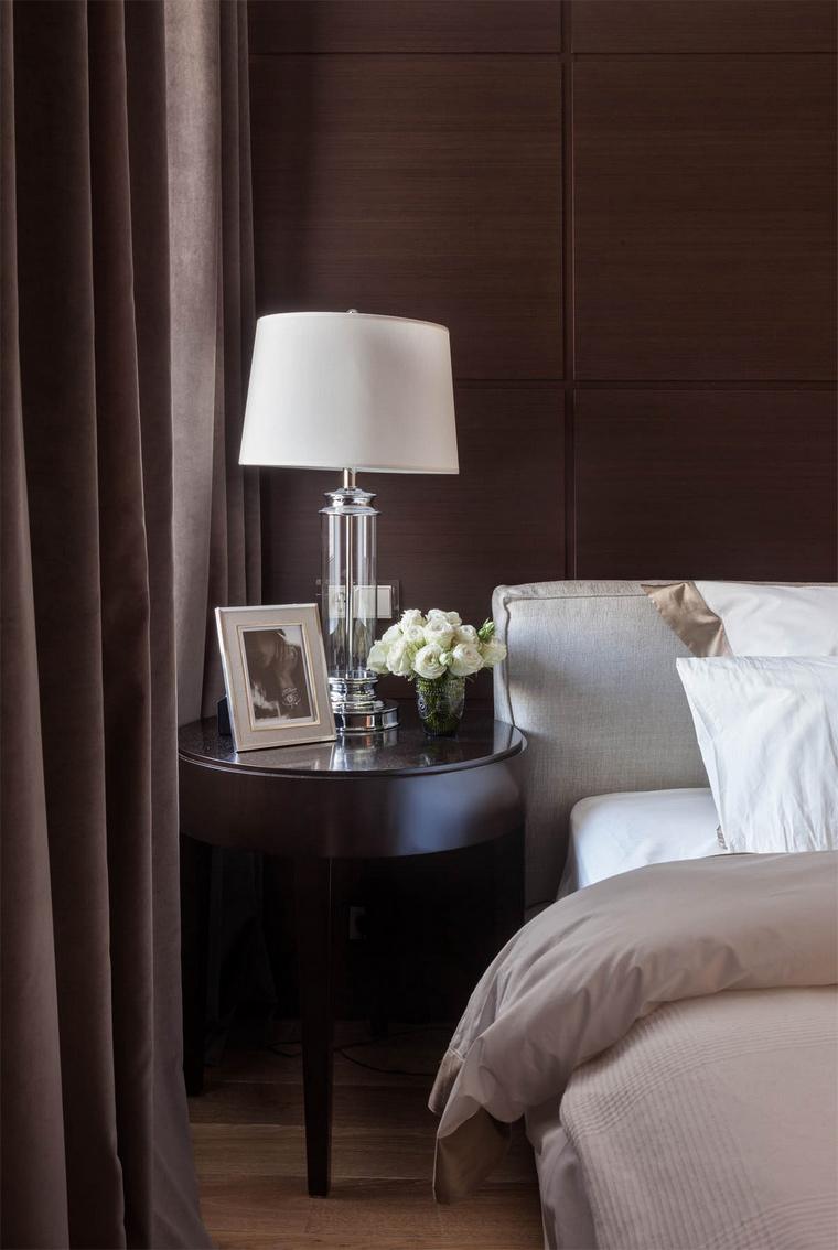 интерьер спальни - фото № 56561