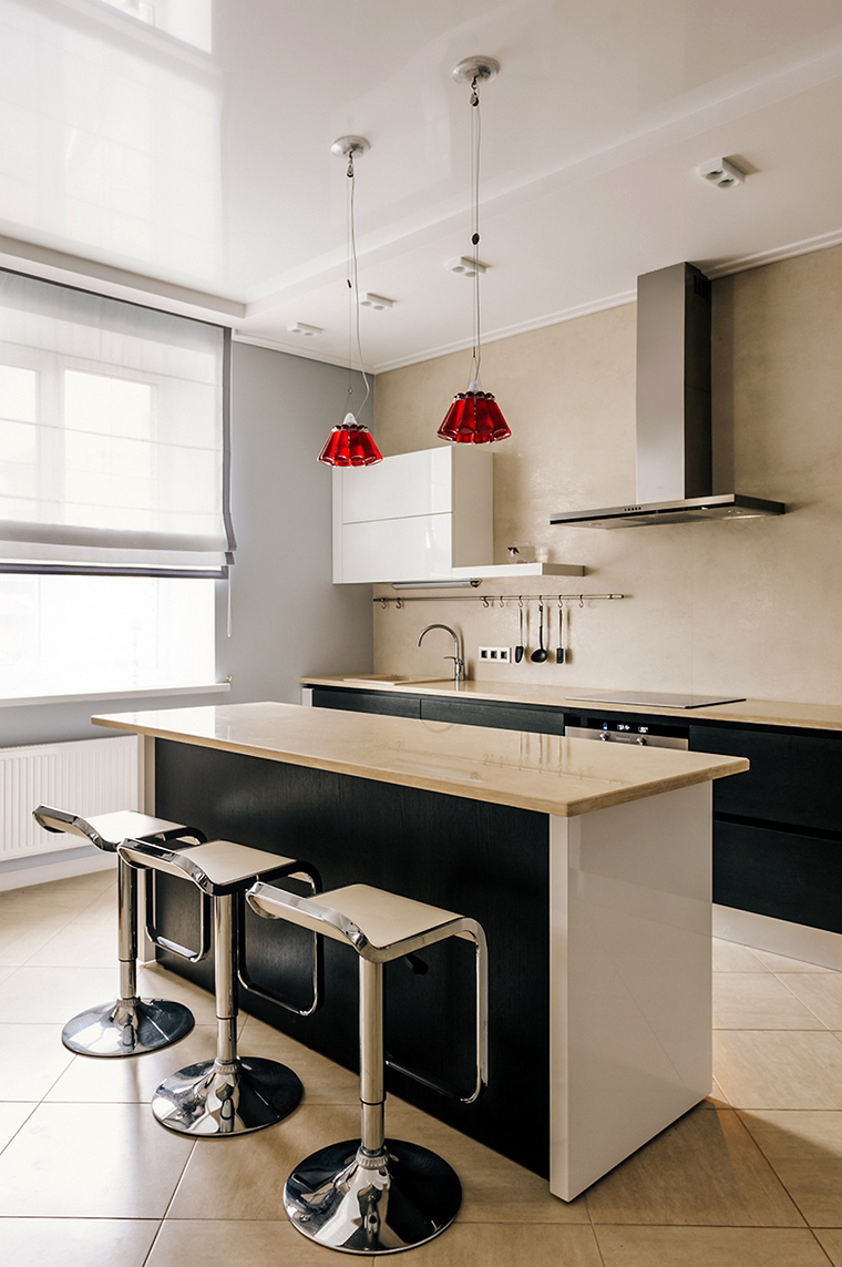 интерьер кухни - фото № 56546