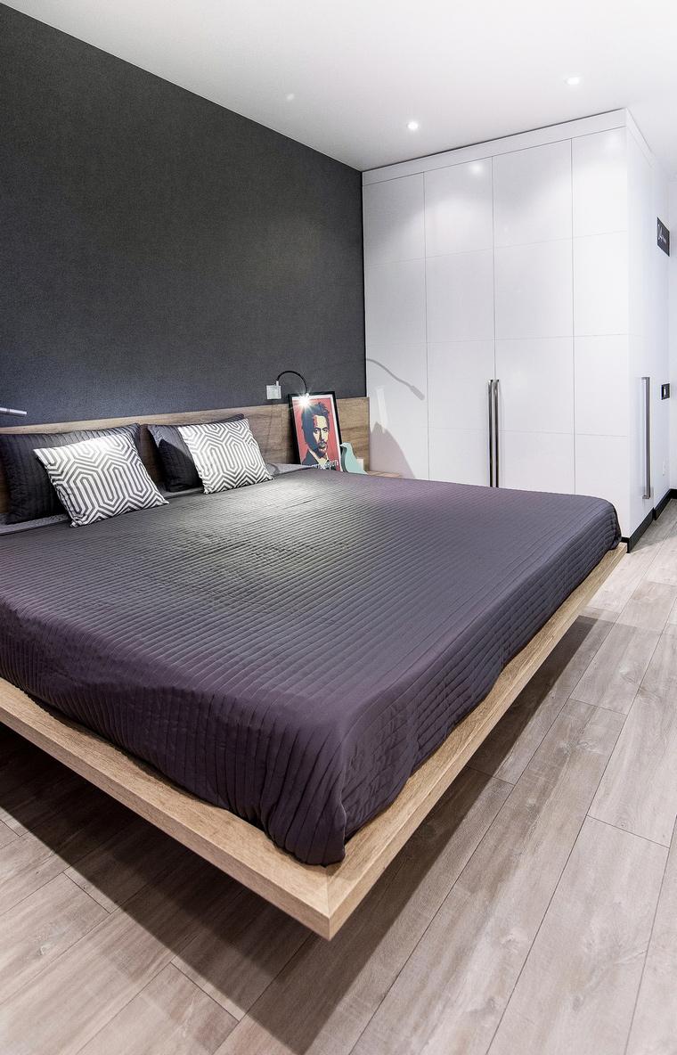 Фото № 56617 спальня  Квартира