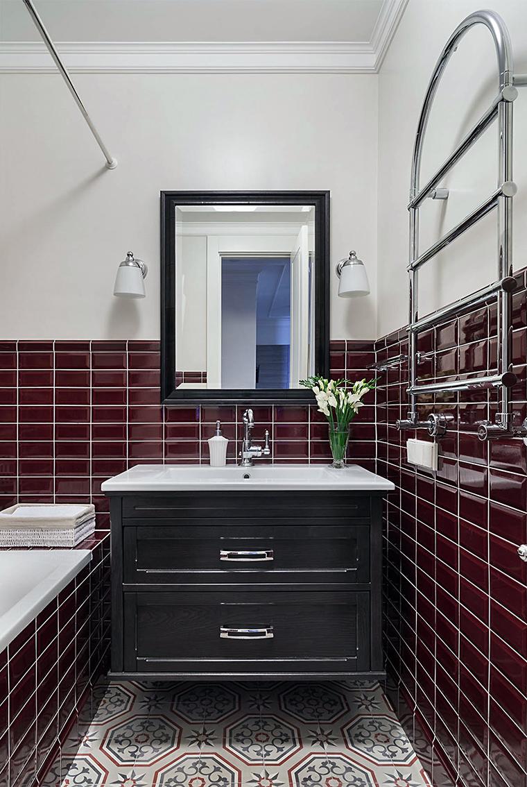 интерьер ванной - фото № 56586