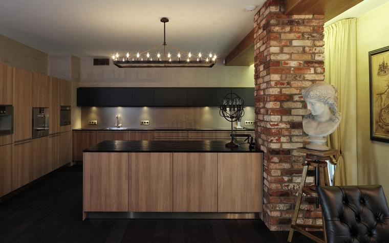 Квартира. кухня из проекта , фото №56653