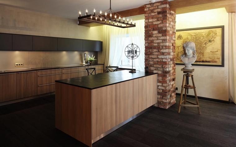 интерьер кухни - фото № 56654