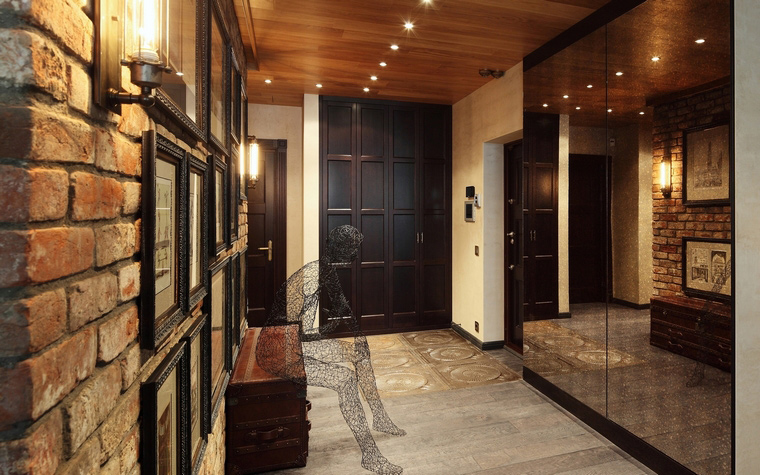 Квартира. холл из проекта , фото №56669