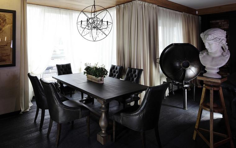 Квартира. столовая из проекта , фото №56657
