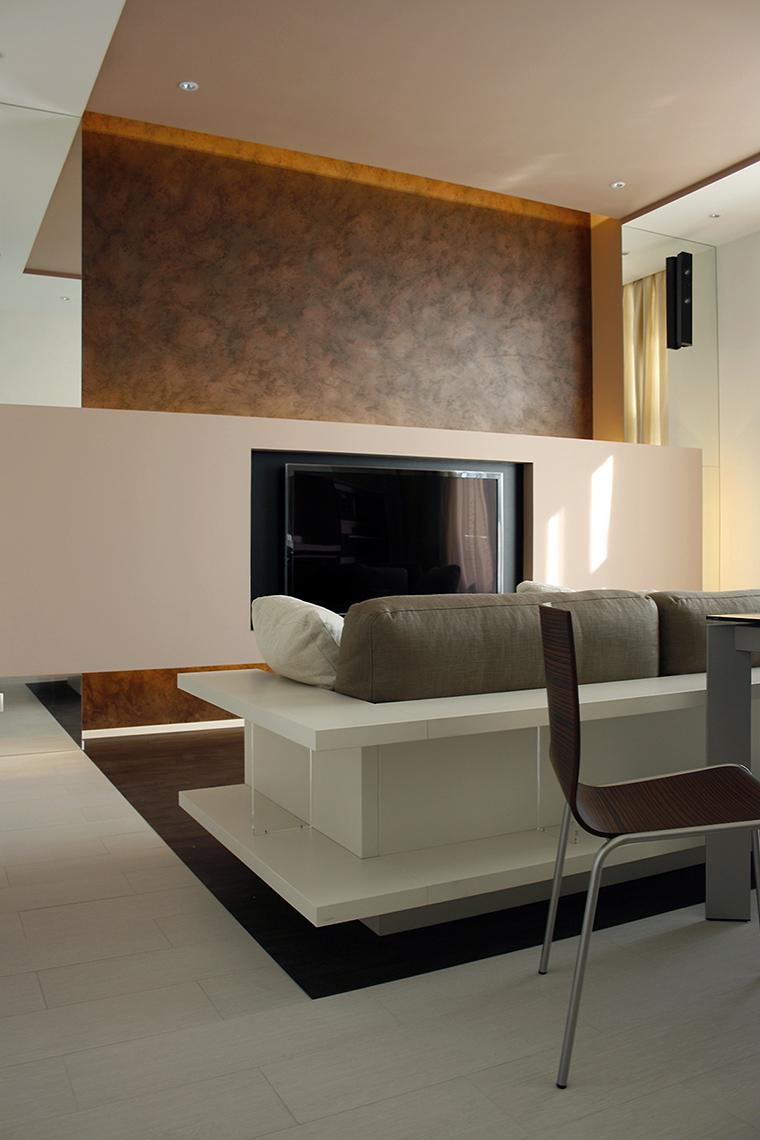 Квартира. гостиная из проекта , фото №56676