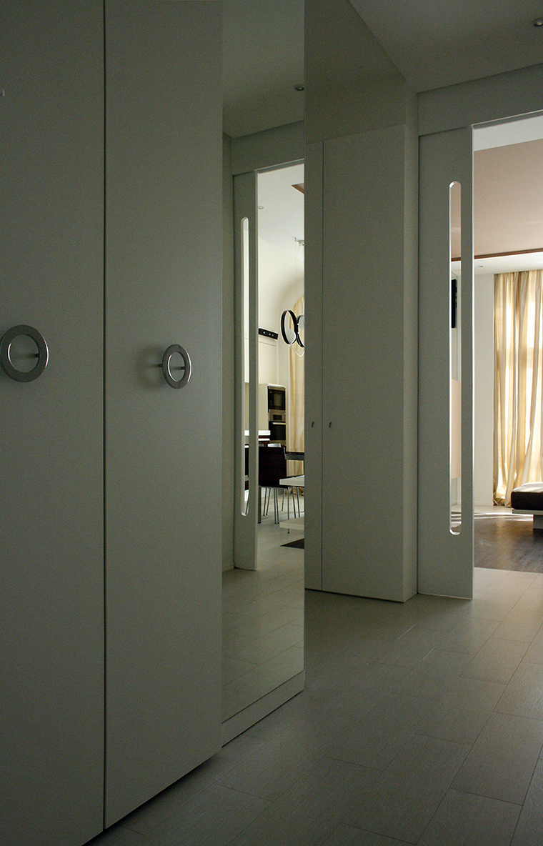 Квартира. холл из проекта , фото №56686