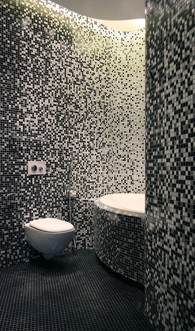 Квартира. ванная из проекта , фото №56677