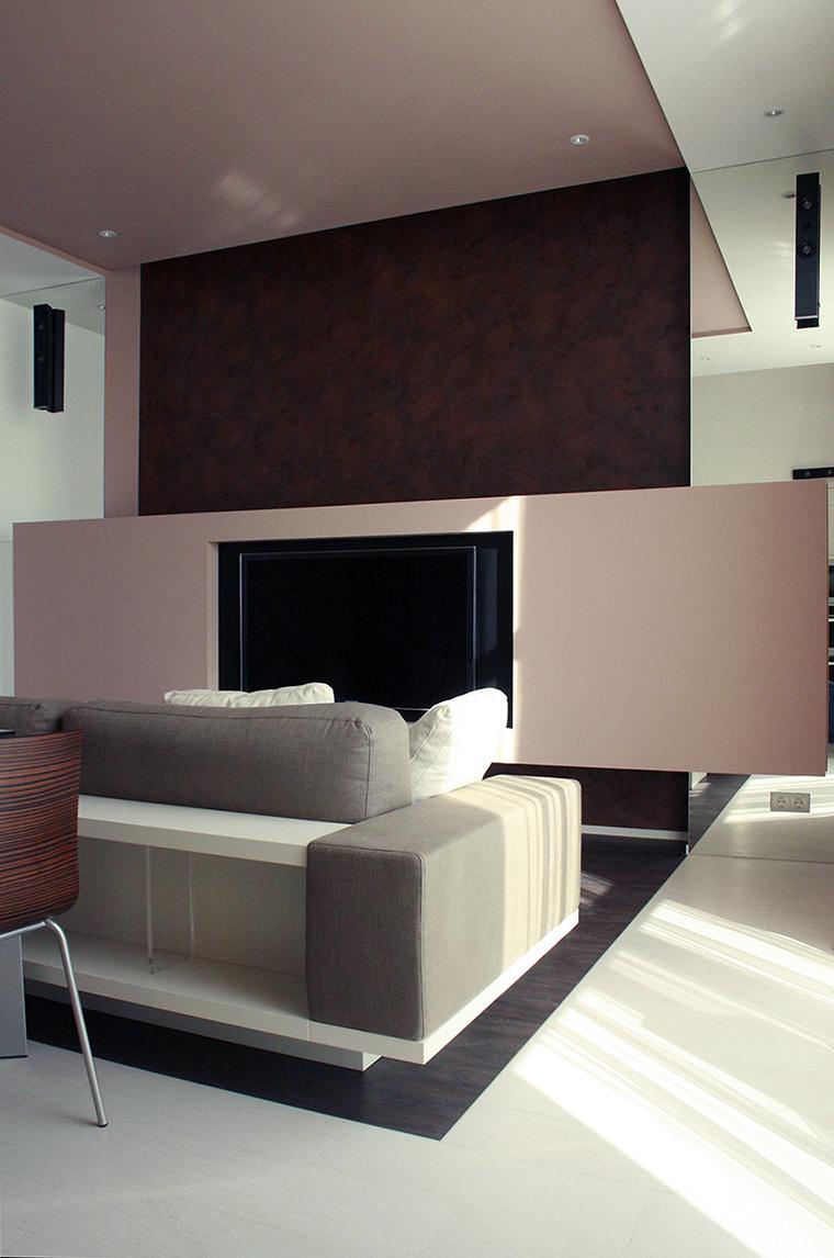 Квартира. гостиная из проекта , фото №56672