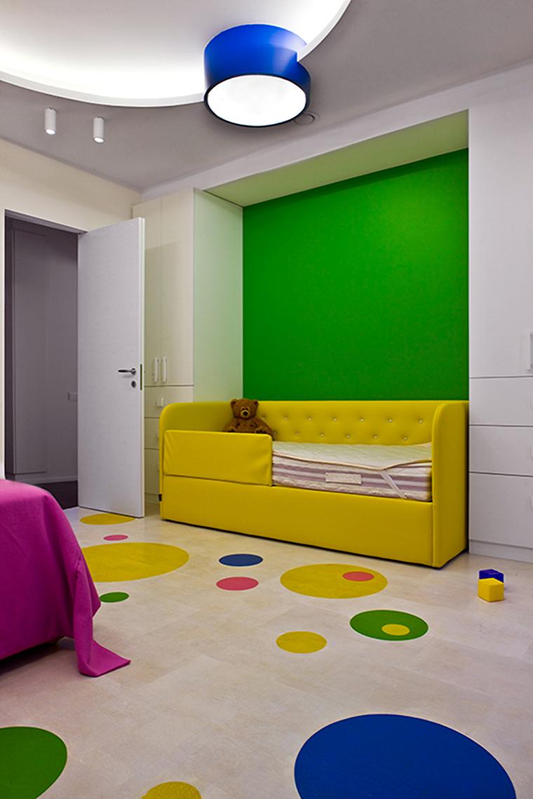 Фото № 56717 детская  Квартира