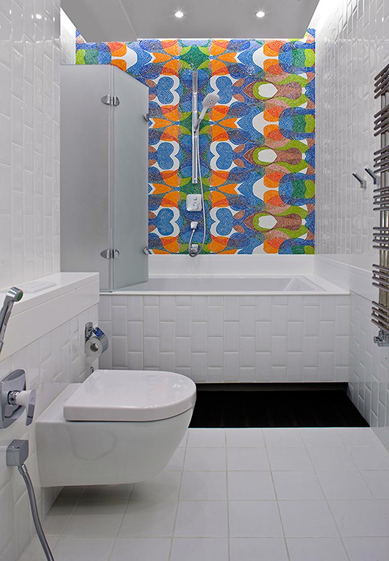 Фото № 56713 ванная  Квартира