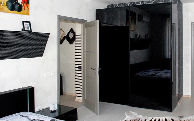 Квартира. спальня из проекта , фото №56788